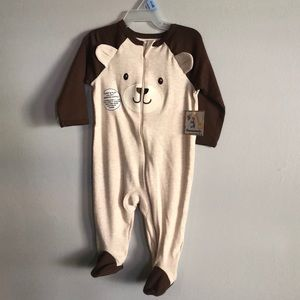 Granimals 3-6 month footie onesie